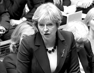 Мэй потребовала выслать из Британии 23 российских дипломата