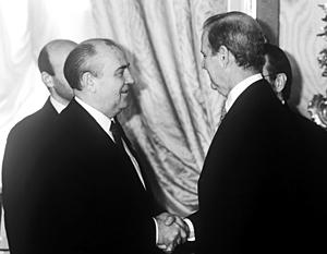 Обнародованы доказательства того, как Запад обманул советское руководство
