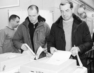 Камчатский ВУЗ решил с помощью exit poll проконтролировать подсчет голосов