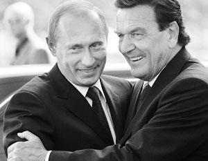 Климкин призвал ЕС ввести санкции против Шредера за поддержку России