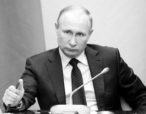 Bloomberg: Путин чувствует, что Запад раскалывается