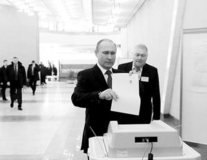 Путин будет использовать свои следующие шесть лет, чтобы утверждать свое видение сильной России, отмечают западные эксперты