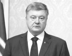 Порошенко высказался о выборах президента России в Крыму
