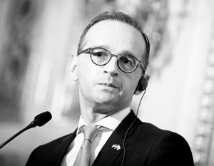 Новый глава МИД Германии раскритиковал выборы в России
