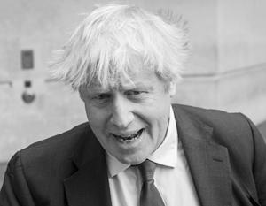 Борис Джонсон заявил о попытке России спрятать иголку в стоге сена
