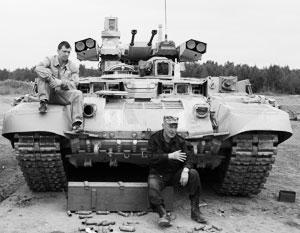 Российская армия приняла на вооружение «Терминатор-2»