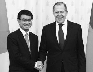 Япония высказалась за более тесное сотрудничество с Россией
