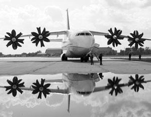 Программа создания самолета Ан-70, которую планировалось развивать совместно Россией и Украиной, стала одной из жертв переворота в Киеве