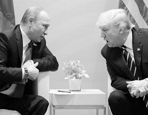 Трамп откликнулся на главную мысль речи Путина от 1 марта – пора начинать договариваться
