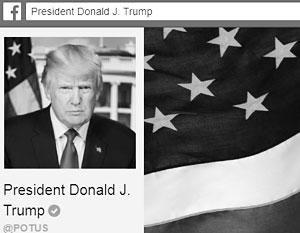 «Фейсбук» не любит Трампа, но пострадает из-за него