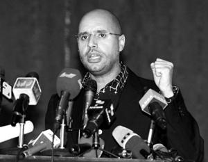 Сын Каддафи заявил о готовности дать показания против Саркози