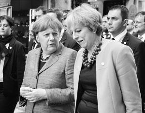 Германия не готова верить Британии на слово