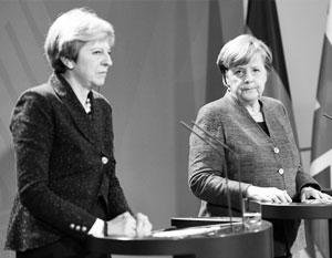 Берлин не верит в наличие у Мэй доказательств вины России