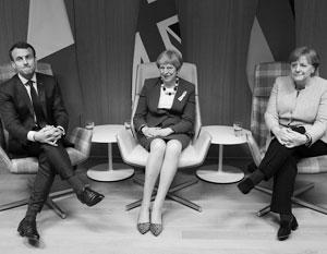 Немецкий эксперт рассказал о «британском гипнозе» на саммите ЕС