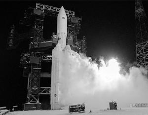 Рогозин указал на недостатки новой ракеты «Ангара»