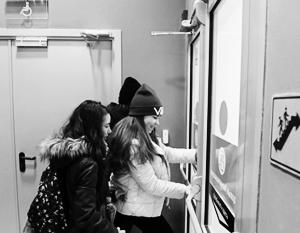 Флешмоб с поиском запертых дверей оказывается не просто частью «сетевой культуры», а способом самосохранения и проявлением взаимопомощи