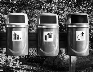 Проблему мусора надо решать экономическими, а не экологическими мерами