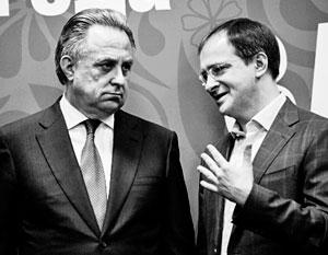 Виталия Мутко и Владимира Мединского политологи включают в число главных «кандидатов на выбывание»