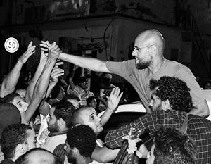Когда его отец был еще жив, Саиф аль-Ислам выступал за проведение в Ливии либеральных реформ