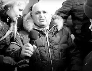 Врио главы Кузбасса выступил с заявлением