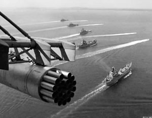 Черноморский флот готов помочь в борьбе с украинским пиратством