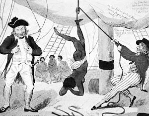 «Мы, британцы, были бы рады сами получить компенсацию за нашу работорговлю»