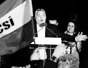 Орбан празднует победу в своем противостоянии с Брюсселем и Соросом