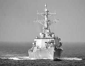 Американцы угрожают ударить по Сирии с помощью эсминца «Дональд Кук», так хорошо знакомого российским Су-24