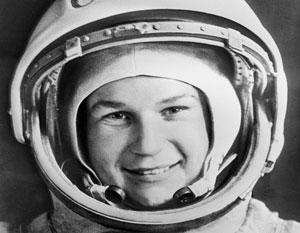Россию по-прежнему воспринимают как страну, давшую миру первую женщину-космонавта Валентину Терешкову