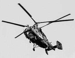 Вертолет Ка-29 зарекомендовал себя как надежная машина с простым управлением