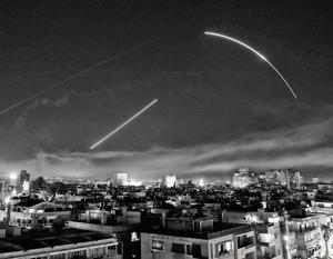 Атака на Сирию носит исключительно имитационный характер