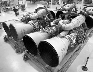 Прекращение поставок в США ракетных двигателей РД-180 станет потерей для России