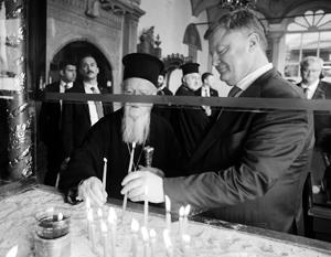 Порошенко давно надоедает Вселенскому патриарху Варфоломею своими просьбами