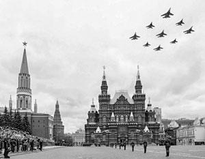 Если машина откажет прямо над Кремлем, летчик обязан постараться спланировать на Москву-реку