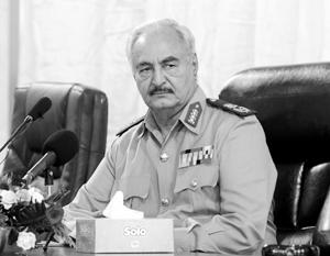 Западные и арабские СМИ настаивают, что Москва уже давно вооружает армию Хафтара