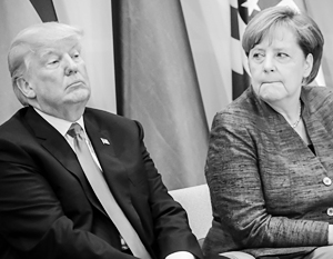 Хотя личные отношения у них не сложились, у Меркель остались рычаги влияния на Трампа