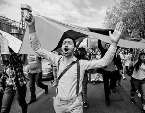 Не утихающие волнения оппозиции в Армении могут быть важным сигналом для соседнего Азербайджана