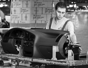 Производство автомобилей на Украине упало в 52 раза за 10 лет