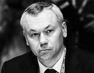 Врио главы Новосибирской области объявил о намерении участвовать в выборах