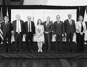 Решить большинство обозначенных министрами проблем без России невозможно