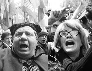 В методах свержения Саргсяна и Януковича есть принципиальная разница