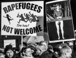 домогательство мигрантов