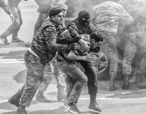 Фото:  Vahram Baghdasaryan/Reuters