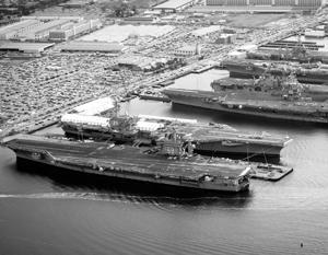 Норфолк вновь станет домом для командования возрожденным Вторым флотом ВМС США – тем самым, который принимал участие в Карибском кризисе