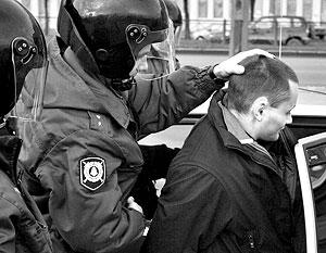 В Москве задержан лидер радикальной националистической группировки «Формат 18»
