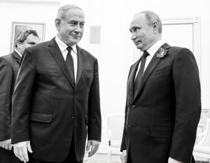 На фоне очередного обострения на Ближнем Востоке Нетаньяху возлагал большие надежды на итоги своего визита в Россию