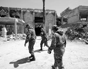Гражданское население Сирии доверяет военной полиции из РФ. И это стало проблемой