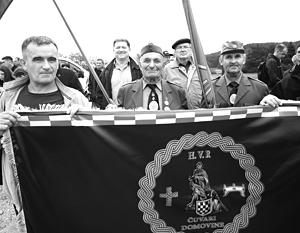 Жестокость хорватских усташей вызывала отвращение даже в нацистской Германии