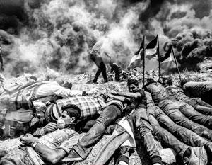 Недальновидные шаги Трампа по Иерусалиму привели к «лужам палестинской крови»
