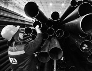 Россия делает ставку на бурный рост несырьевого экспорта